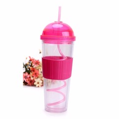 Drink-Bottle-Frappe-W/Straw