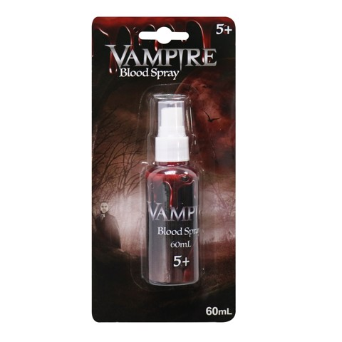 Bình xịt máu 50ml Halloween Uncle Bills UH00368