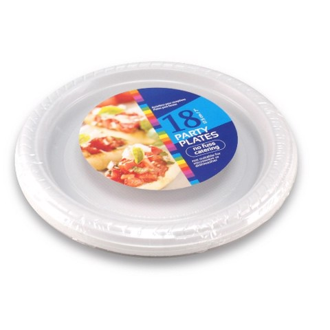 Disposable-Plate-17Cm-18Pk