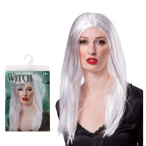 WHITE WITCH WIG