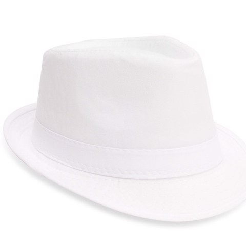 Dress-Up-Fedora-Hat-White