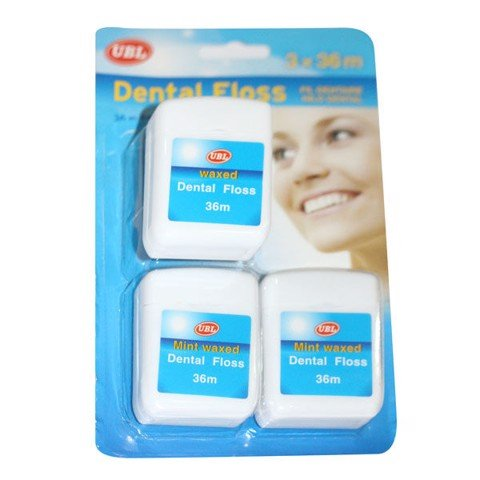 Dental Floss 3Pk 36M