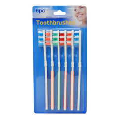 Toothbrush-Adult-Flexi-Handle-6Pk