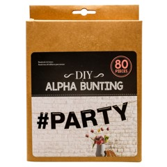 Alpha-Bunting-Diy-80Pcs