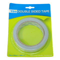 Tape Double Sided 15Mx24Mm