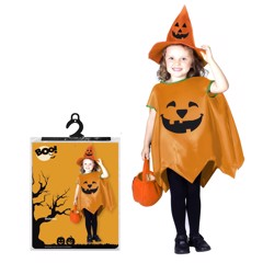 COSTUME PUMPKIN TODDLERS