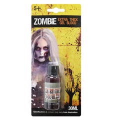 Gel máu dạng đặc 30ml Halloween Uncle Bills UH00725