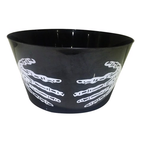 JUMBO DISPLAY BOWL BLACK