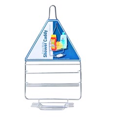 Shower-Caddy-Chrome-10X25X44Cm
