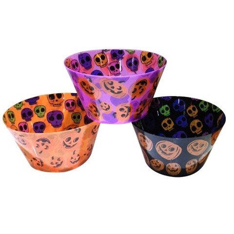 DISPLAY BOWL 3 ASSORTED