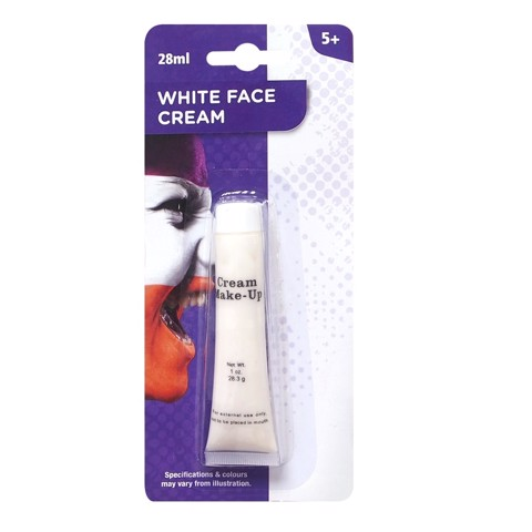 FACE CREAM 28ml - WHITE