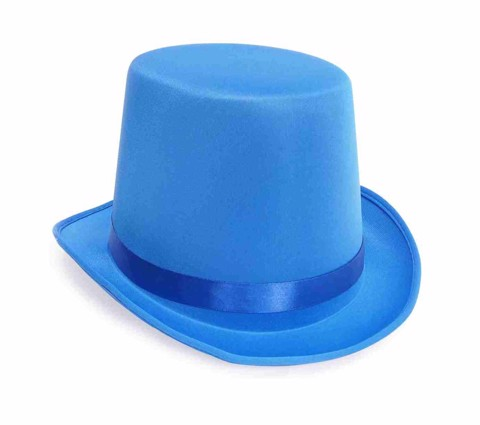 Dress-Up-Fabric-Top-Hat-Blue