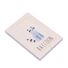 Memo-Notepad-Mini-Animals-60Pg