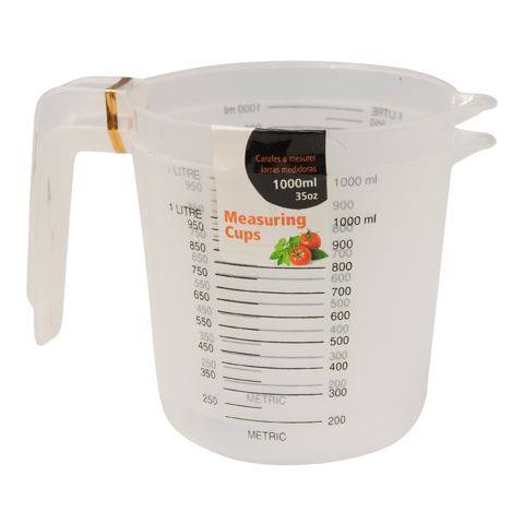Measuring-Jug-Clear-1L-2Pk