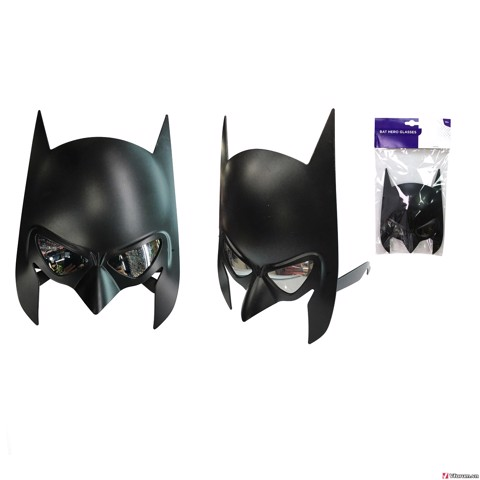BAT HERO PARTY GLASSES