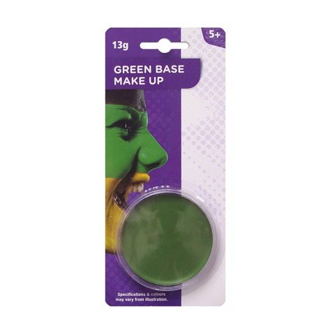 BASE FACE PAINT - GREEN
