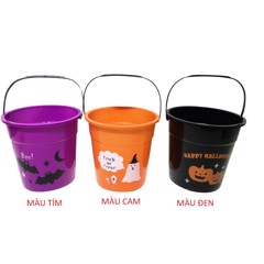 3 loại xô Halloween Uncle Bills UH00983