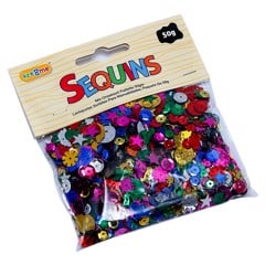 Craft-Mix-Sequins-Pack-50G