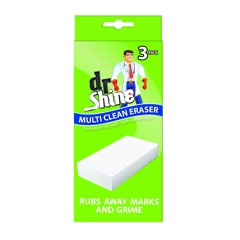 Cleaning Eraser Multi Purpose 3Pk