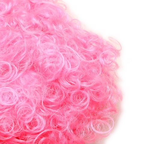 Dress-Up-Curly-Wig-Pink