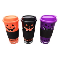 Ly cà phê 3 loại Halloween Uncle Bills UH00996