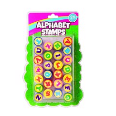 Stamps Fun Alphabet 26Pk
