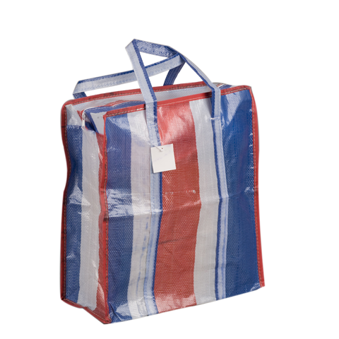 Shopper-Bag-Striped-38X34X15Cm