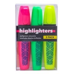 Highlighter-W/Pattern-3Colours
