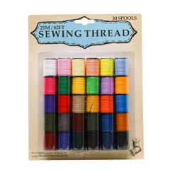 Sewing-Thread-25M-30-Spools