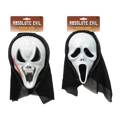 Mặt nạ scream 2 loại Halloween Uncle Bills UH00481