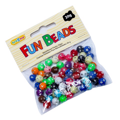 Craft-Fun-Beads-30G