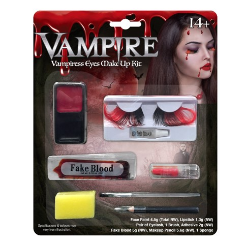 VAMPIRESS EYES MAKE UP KIT ASSORTED COLOURS
