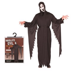 COSTUME DEMON MENS