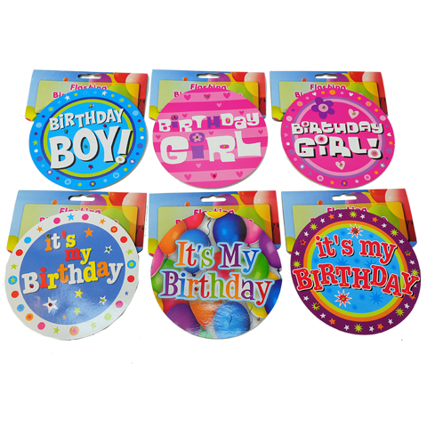 Flashing-Jumbo-Birthday-Badge
