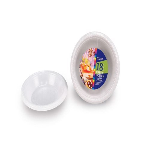 Disposable-Bowl-17Cm-18Pk