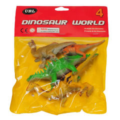 Dinosaur-Figurine-Set-4Pc