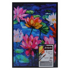 Artist Canvas Pad A4 10Sheets
