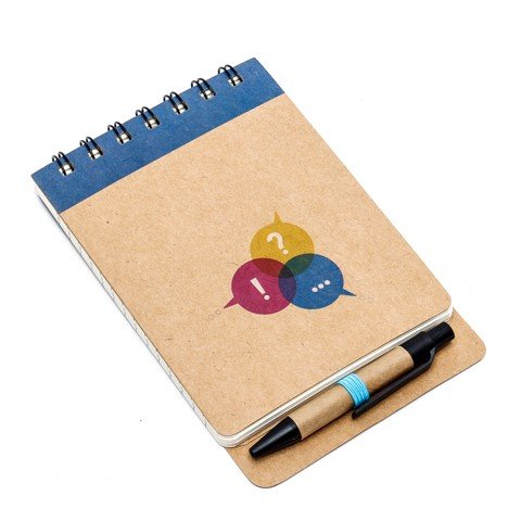 Note-Book-W/Magnet-&-Pen-60Shts
