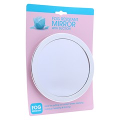 Suction-Mirror-Fog-Resistant