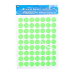 Labels-Neon-Round-Asst-Sizes