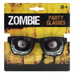 Mắt kính Zombie Halloween Uncle Bills UH01016