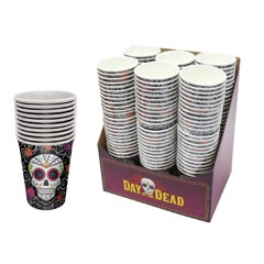 Ly dùng trong tiệc 250ml 12 cái Halloween Uncle Bills UH01012
