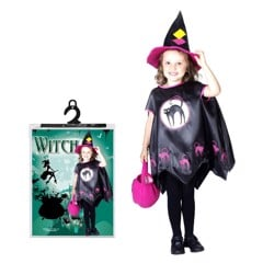 COSTUME WITCH TODDLERS