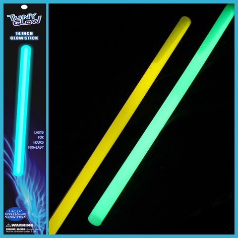 BIG GLOW STICK 35cm X 1.5mm DIA