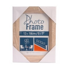 Photo Frame Oak 13 X 18Cm