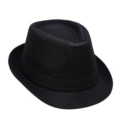 Dress-Up-Fedora-Hat-Black