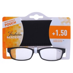 Reading Glasses W/Pouch +1.50