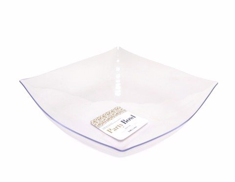 Party-Square-Bowl-3.8L-Clear