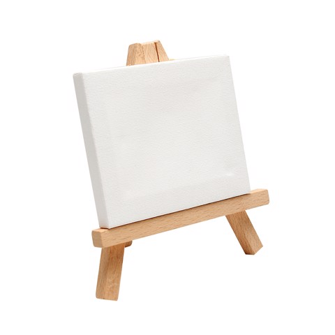 Canvas-Panel-8X10Cm-W/Easel