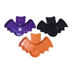 BAT DISPLAY PLATE 3 ASSORTED